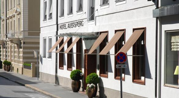 hotel villa hotel auersperg. Black Bedroom Furniture Sets. Home Design Ideas
